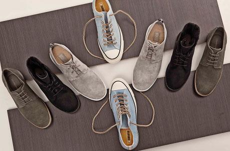 Η άνεση και το στυλ αντιπροσωπεύουν τον σύχρονο άνδρα! Επιλέξτε παπούτσια για τις καθημερινές αλλά και πιο επίσημες εμφανίσεις μέσα απο την συλλογή από τα πιο fashion brands! title=Shoes Collection